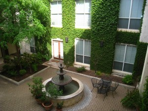 221 Lexington Avenue, #213 - Courtyard