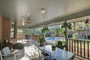 151 Merry Trail - Covered Patio