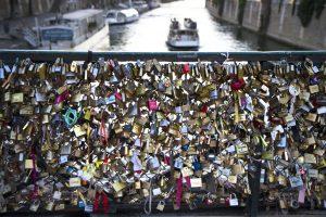 Love Locks - Pont de l'Archevêché