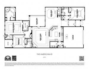 19534 Brooke Place - Floorplan