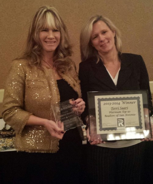 Kimberly Howell and Terri Saari - Platinum Top 50