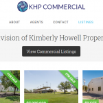 New KHP Commercial Website Launches
