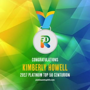Kimberly Howell - Platinum Top 50
