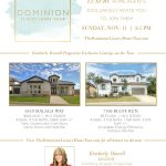 The Dominion Luxury Home Tour Fall 2018