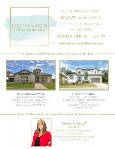 Dominion Luxury Home Tour - Fall 2018