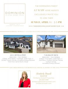 Dominion Luxury Tour Spring 2019